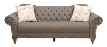 Emerald Home Soriana Sofa W/2 Accent Pillows Tobacco U3762-00-05