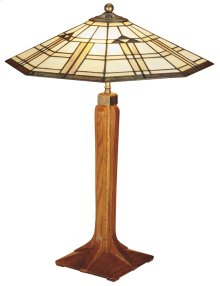 Corbel Base Table Lamp