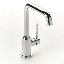 Single Lever Lavatory Faucet Taos Series 17 Polished Chrome