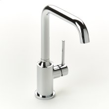 Single Lever Lavatory Faucet Taos Series 17 Polished Chrome