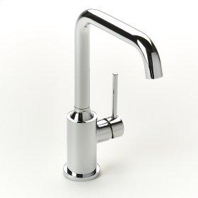 Single-lever Lavatory Faucet River (series 17) Polished Chrome