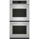 """Double Wall Oven with Upper MultiMode® Convection, 27"""", Euro-Style Stainless Handle Product Image"""