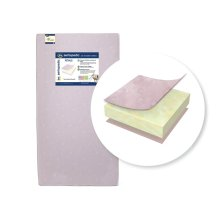 Sertapedic® Petals Crib and Toddler Mattress - Sertapedic® Petals Crib and Toddler Mattress
