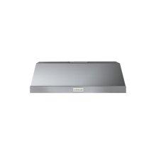 Hood PRO 30'' Stainless steel 1 blower, stainless steel, slider control, aluminum mesh filters