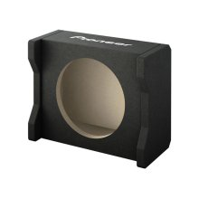 "Downfiring Enclosure for 8"" Shallow Subwoofer"