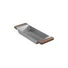 Colander 205036 - Walnut Fireclay sink accessory , Walnut Product Image