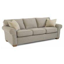 Vail Fabric Three-Cushion Sofa