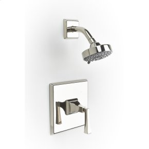 Polished Nickel Hudson (Series 14) Shower Trim