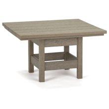"26"" X 28"" Conversation Table"