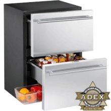 "Stainless Drawer 2000 Series / 24"" Refrigerator Drawer Model"