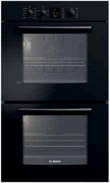 "30"" Double Wall Oven 300 Series - Black"