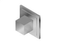 Finezza M-Series Stop/Volume Control Valve Trim with Handle