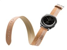 Swarovski Strap for Gear Sport and Gear S2 - Rose Gold