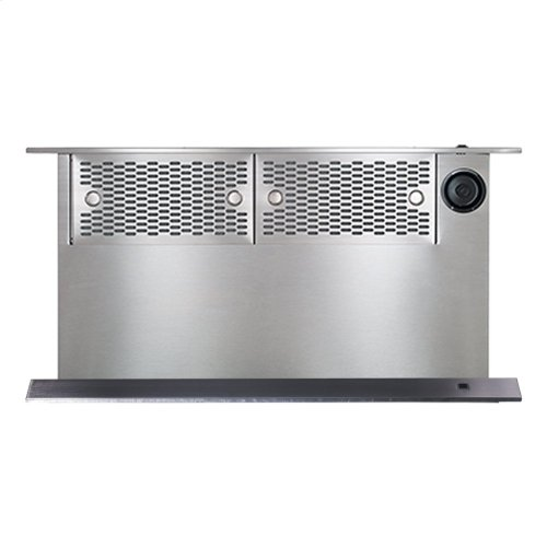 """Renaissance 36"""" x 15"""" Downdraft, in Stainless Steel***FLOOR MODEL CLOSEOUT PRICING***"""
