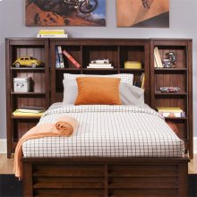 Full Bookcase Headboard