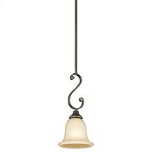 Monroe Collection Monroe 1 Light Mini Pendant OZ