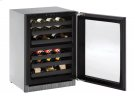 "Modular 3000 Series 24"" Wine Captain® Model With Integrated Frame Finish and Field Reversible Door Swing Product Image"