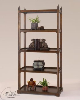 Brearly, Etagere