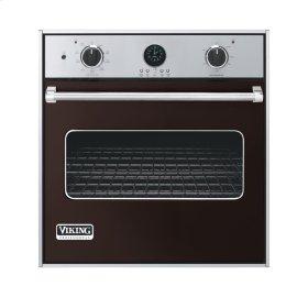 """Chocolate 27"""" Single Electric Premiere Oven - VESO (27"""" Single Electric Premiere Oven)"""