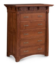 M Ryan 5-Drawer Chest
