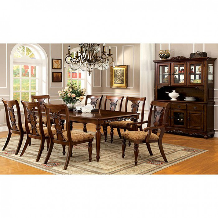 CM3880T In By Furniture Of America In Simi Valley, CA   Seymour Formal  Dining Table