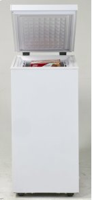 2.5 Cu. Ft. Chest Freezer Product Image