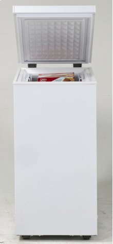 2.5 Cu. Ft. Chest Freezer