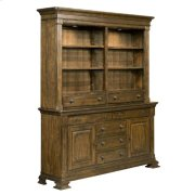 Portolone China Hutch W/ Base Complete Product Image
