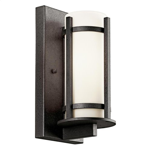 Camden Collection Camden 1 Light Fluorescent Outdoor Wall Lantern