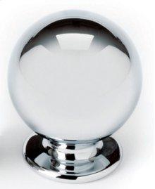 Knobs A1033 - Polished Nickel