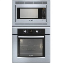"500 Series 30"" Combination Wall Oven HBL5750UC - Stainless steel"