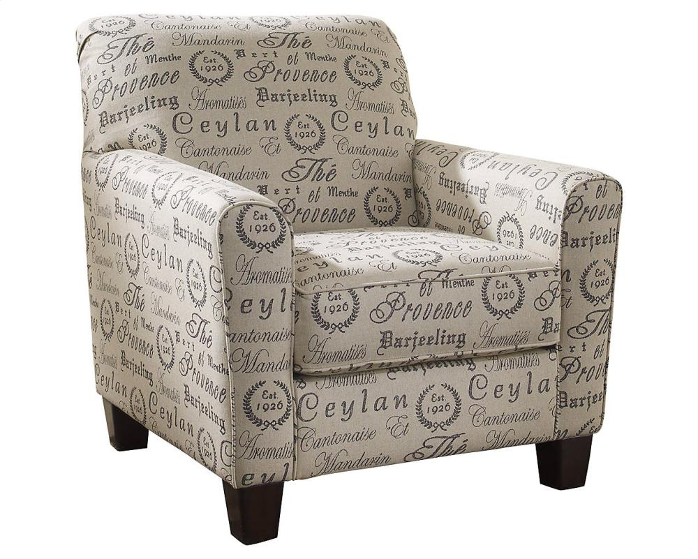 Ashley Furniture 1660021 Accent Chair Call For Our Best Price