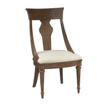 Turtle Creek Sling Arm Chair