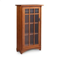Bungalow 1-Door Bookcase Product Image