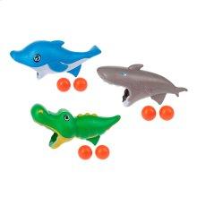 12 pc. ppk. Sea Animal Bounce Gun