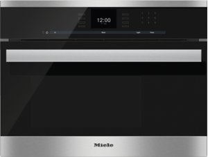 "DISPLAY MODEL 24""  PureLine SensorTronic Steam Oven"