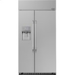 "Dacor42"" Built-In Side-by-Side Refrigerator"