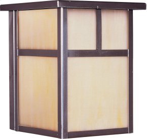 Coldwater LED 1-Light Outdoor Wall Lantern