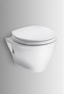 Cotton Aquia® Wall-Hung Toilet & In-Wall Tank System - 1.6 GPF / 0.9 GPF