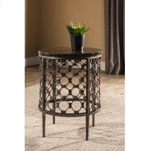 Brescello Round End Table