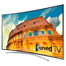 "LED H8000 Series Curved Smart TV - 65"" Class (64.5"" Diag.)"
