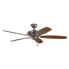 "Canfield XL Collection Canfield XL 60"" Ceiling Fan - Oil Brushed Bronze"