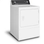 Speed Queen White Dryer: Dr3 (Gas)