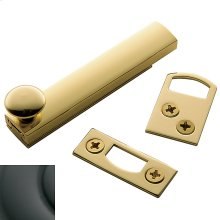 Oil-Rubbed Bronze General Purpose Surface Bolt