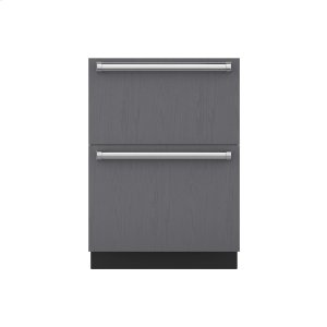 "Subzero24"" Freezer Drawers - Panel Ready"