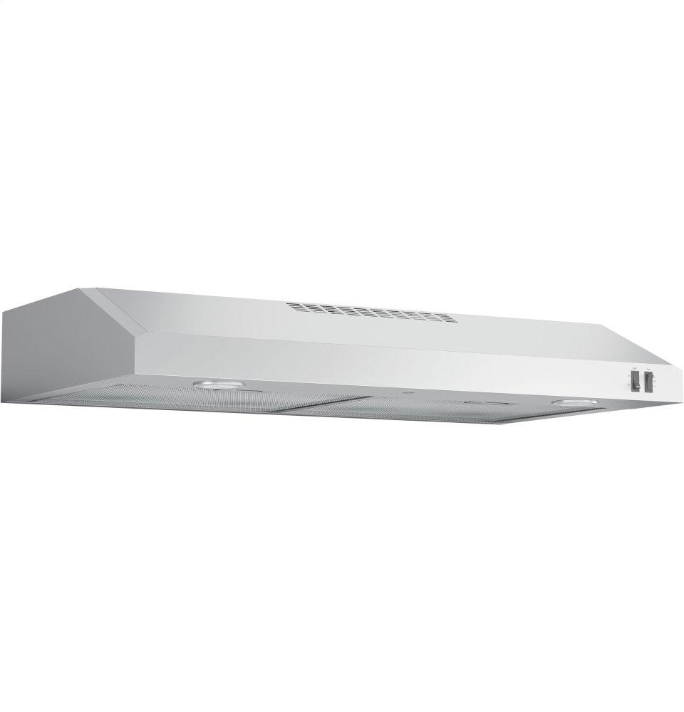 "GE(R) 36"" ENERGY STAR Certified Under The Cabinet Hood