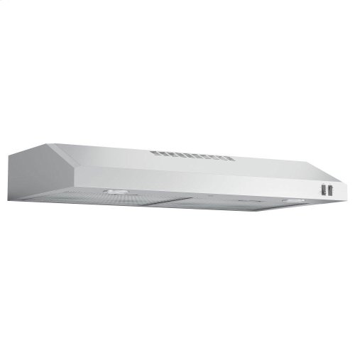 "GE® 36"" ENERGY STAR Certified Under The Cabinet Hood"