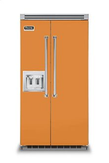"""42"""" Side-by-Side Refrigerator/Freezer with Dispenser"""