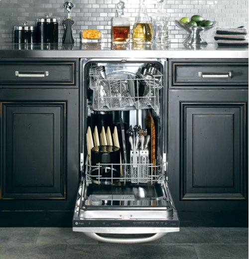 "GE Profile™ Series 18"" Built-In Dishwasher"