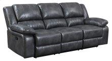 Navaro - Motion Sofa Gray Pu
